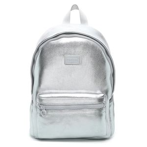 Madden Girl Silver Back Pack NWT